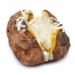 Cartof copt cu mozzarella- Vise topite mediu image
