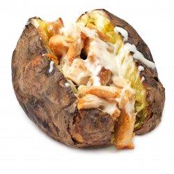 Cartof copt cu pui- Curtea boierului mediu image