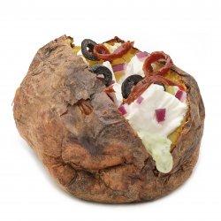 Cartof copt mediteraneean- Pierdut in Italia king size image