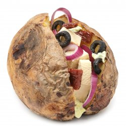 Cartof copt mediteranean vegan- Plăceri dionisiace king size image