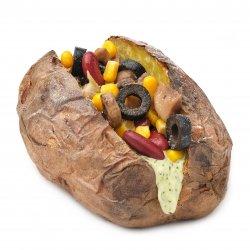 Cartof copt vegan- Grădina bunicii mediu image