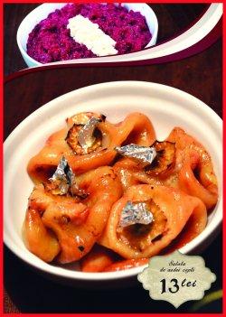 Salată de ardei copți