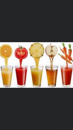 Măr, lămâie, pătrunjel verde, semințe de chia, miere image