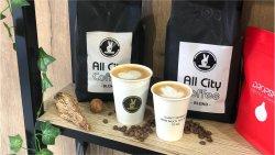 Flat White + Caffe Latte image