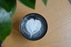 Charcoal Latte image