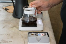 Filter Coffee - V60 method image