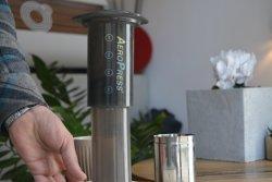 Filter Coffee - Aeropress image