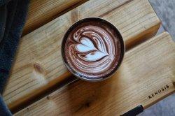 Ciocolată caldă Neagra/Alba image