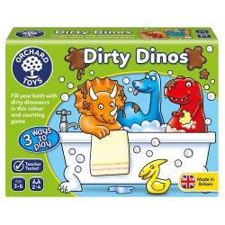Joc educativ Dinozauri Murdari - Dirty Dinos - Orchard Toys