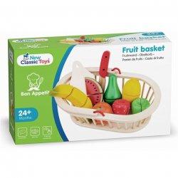 Coșuleț cu fructe - Fruit Basket - New Classic Toys