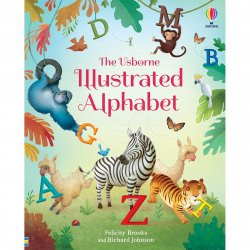 Carte pentru copii - Illustrated Alphabet - Usborne image