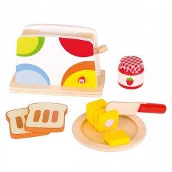 Jucărie lemn toaster Goki image