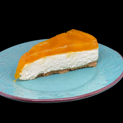 Cheesecake cu caise  image