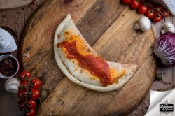 Pizza Calzone  rulată  image
