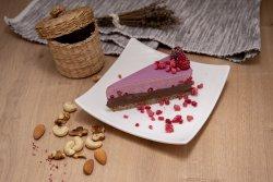 Tort cu zmeură și ciocolată image