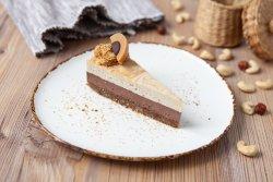 Tort cu ciocolată, vanilie și caramel image