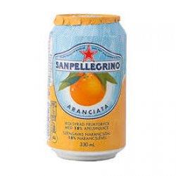 San Pellegrino portocale  image