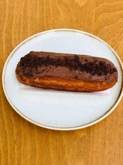 Ecler cu ciocolată și cremă alune image