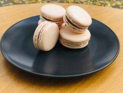 Macarons cu ciocolată image