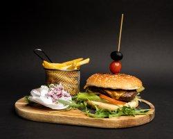 Burger Grand Caffe image