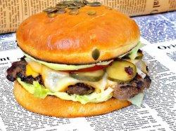 Smokin` Burger image