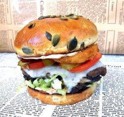 The Ribs Burger image