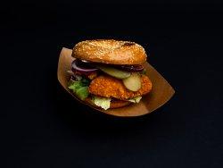 Bagel Crispy Chicken image