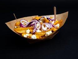 Cartofi cu brânză și ceapă image