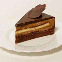 Felie tort ciocolată