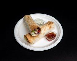 Burrito mexican pui image