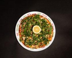 Pizza Somon Fume 45 cm image