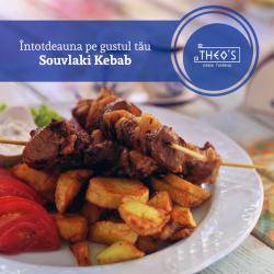 Meniu souvlaki kebab  image