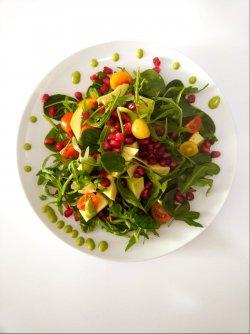 Salată Exotica
