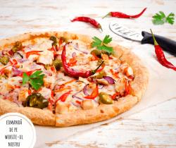1+1 gratuit Compune pizza preferată image