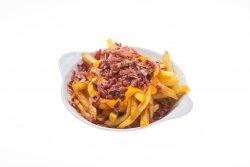Cartofi cheddar bacon image