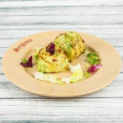 Cartofi cu broccoli image