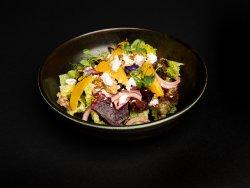 Salată marocană de sfeclă roșie și portocale image