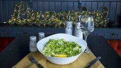 Salată verde cu juice de lămâie  image