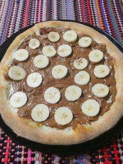 Pizza nutella 1+1 Gratuit + Suc gratis image
