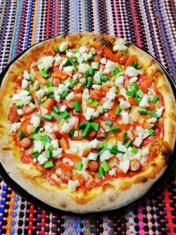 Pizza românească 1+1 Gratuit + Suc gratis image