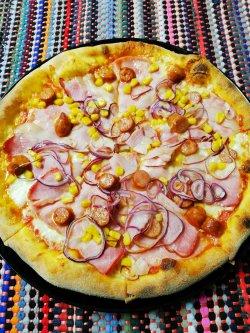 Pizza tărănească 1+1 Gratuit + Suc gratis image