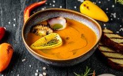 Supă cremă marocană - produs vegan image