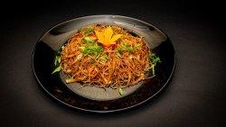 Spaghete cu legume image