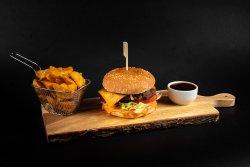 Burger Csiki image