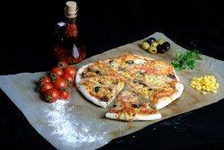 Pizza Vegetariana 40 cm image