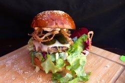 Duck burger image