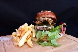 Meniu duck burger image