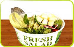 Salată veggie mozzarella image