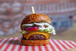 Spicy Ranch Burger image
