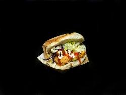 Sandwich Mr. Crispy cu brânză cheddar image